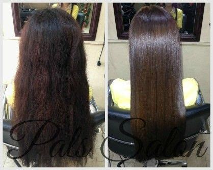 hair rebond manila professional hair rebonding services by pals salon on