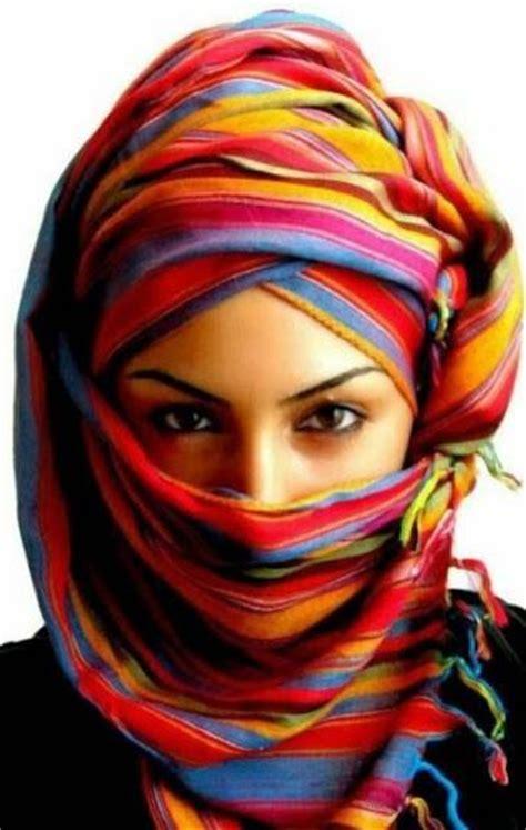 wear hijab  trendy styles head wraps