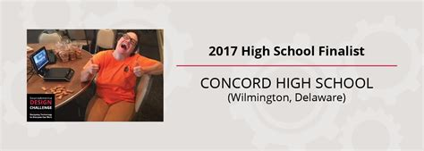 national engineering design challenge three time finalist concord high school clinches spot in