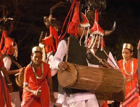 the dance mp tribes of india oraon tribes in india