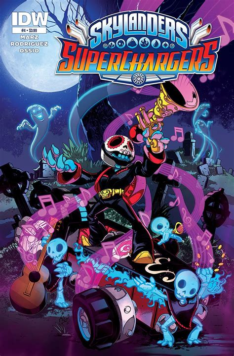 Kaos Racing Skull 1 skylanders superchargers 4 activision blizzard