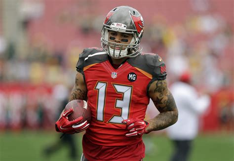 ta bay buccaneers tattoos bucs receiver mike named to football writers all