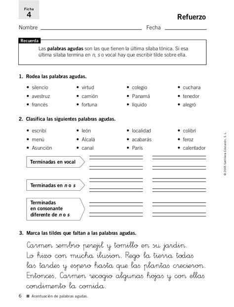 Collection of Ejercicios De Cuarto Grado 15 Bonito Ejercicios De ...