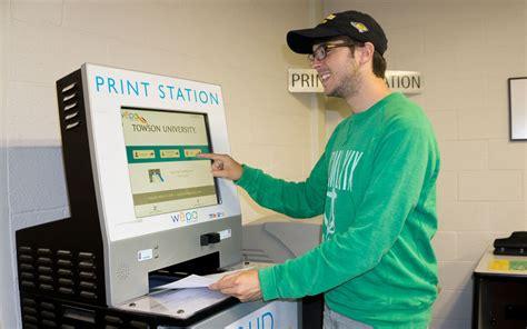 Letter For Kiosk Printing Towson