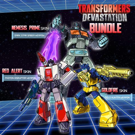 Ps4 Transformers Devastation transformers devastation playstation preorder bonuses