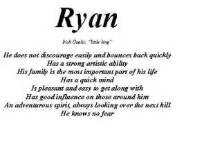 ryan name origin our most popular name meanings click