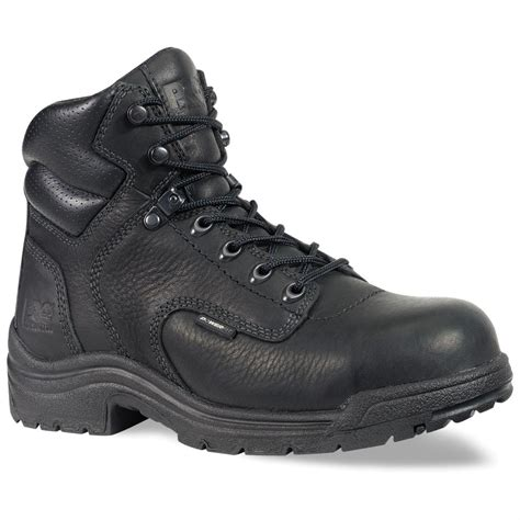 s timberland 174 pro 174 6 quot titan 174 safety toe boots
