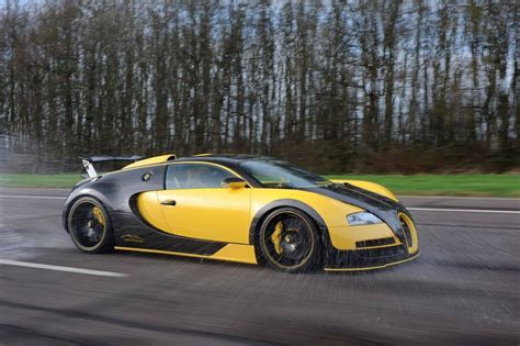 Bugati Veron by Tuners Oakley Design Bugati Veyron Afbeeldingen Autoblog Nl