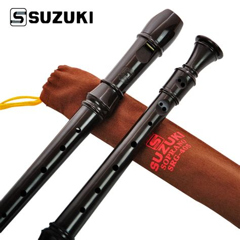Suzuki Recorder Suzuki Srg 405 Clarinet Recorder Descant Recorder
