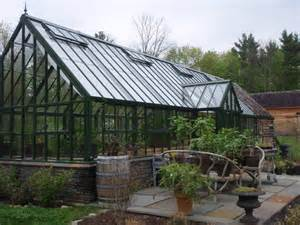 attached greenhouses glasshouses