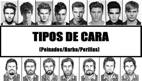 cortes de pelo para diferentes tipo de cara tipos de cara hombre peinados y cortes de pelo tipos
