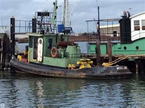 tug boats for sale used commercial tug boats for sale moreboats