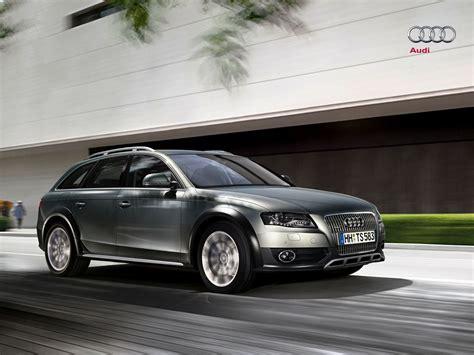 Audi A4 Unterhaltskosten by Audi A4 Allroad Quattro 2 0 Tdi 2013 Automativ De