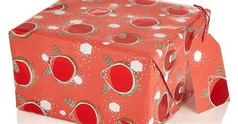 cards  wrapping paper  marks spencer