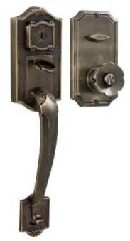 front door knobs and locks weslock colonial 1400 handleset