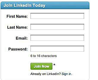 The Only Web 20 Account Youll Need Useless Account by How To Sign Up And Create A Linkedin Profile