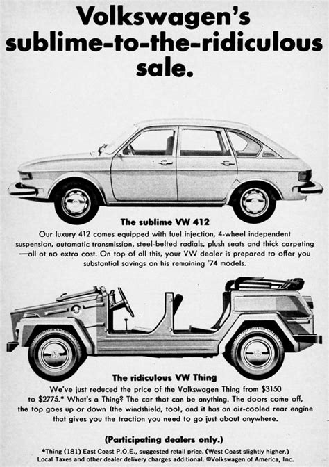 volkswagen ads 2014 can that thing schwimm the truth about cars