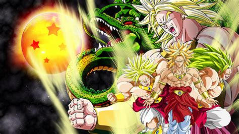 wallpaper dragon ball z broly broly wallpaper by vulc4no on deviantart