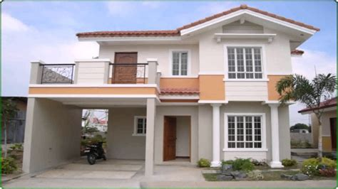 modern two story duplex house plans