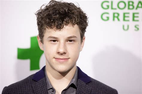 nolin gould mohalk nolan gould wants a mohawk haircut twist