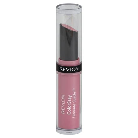 Lipstik Revlon Colorstay Ultimate revlon colorstay ultimate suede longwear lipstick shop your way shopping earn points
