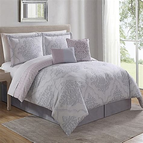 bed bath and beyond comforters on sale alisa 6 piece comforter set bed bath beyond