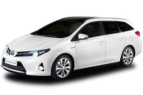Toyota Auris Hybrid Sport Toyota Auris Touring Sports Estate Review Carbuyer