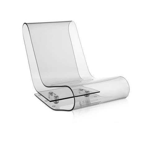 sedie plexiglass kartell sedute in policarbonato trasparente di kartell arredare
