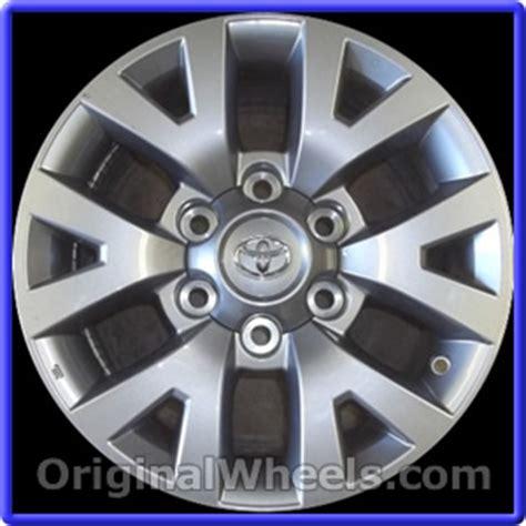 Toyota Tacoma Lug Pattern 2016 Toyota Tacoma Rims 2016 Toyota Tacoma Wheels At
