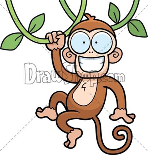 swinging monkey cartoon free cartoon vector stock clipart panda free clipart