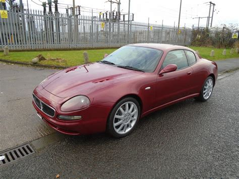 used maserati ad used 2000 maserati 3200 gt v8 for sale in northumberland
