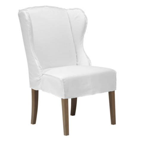 Z Gallerie Dining Room Chairs Maddox Slipcovered Dining Chair White Dining Chairs