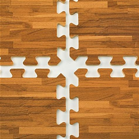 wood grain rubber st 10 x 10 interlocking floor mats soft tiles w wood