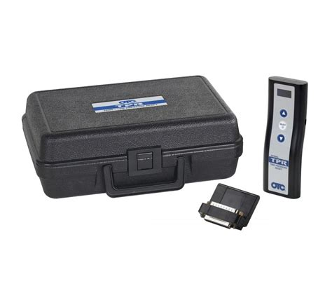 reset button tool tire pressure monitoring system reset tool otc tools