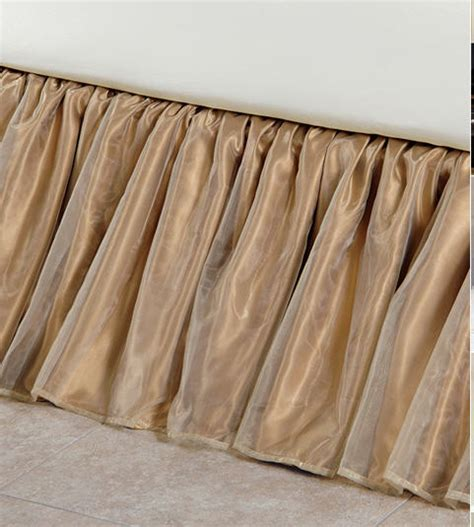 brown bed skirt best brown ruffled bed skirt photos 2017 blue maize