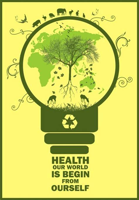 doodle untuk mading 15 contoh gambar desain poster lingkungan quot go green