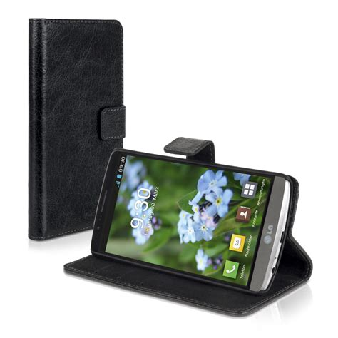 lg g3 mobile phone leather for lg g3 wallet book pocket cover