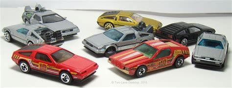 Wheels Hotwheels Dmc Delorean two desktop back to the future wheels delorean