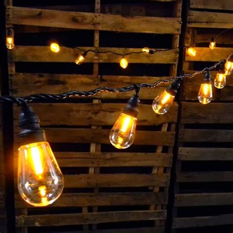 outdoor edison string lights edison bulb string lights wedding lighting edison