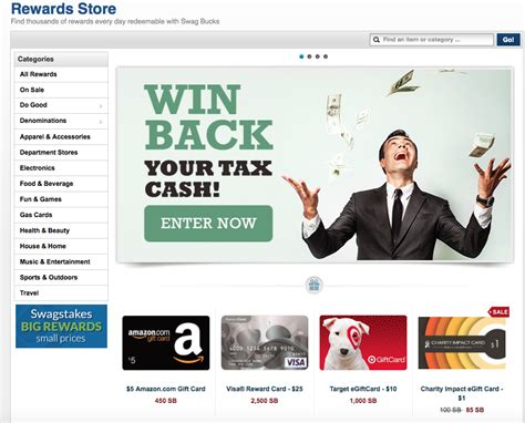 How To Turn Gift Cards Into Money Orders - how to make money using swagbucks