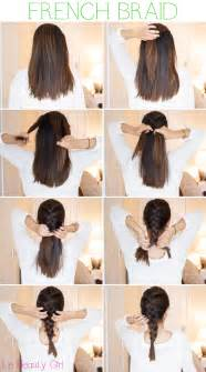 how to i plait my own side hair french braid tips for medium short length hair