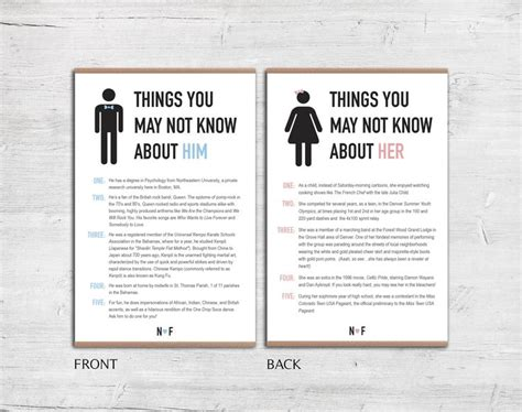 trivia cards for wedding reception 43 best printable digital files images on guest list seating charts and table numbers