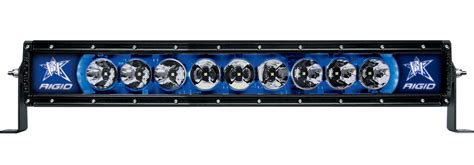 rigid led light bar rigid industries radiance led light bars
