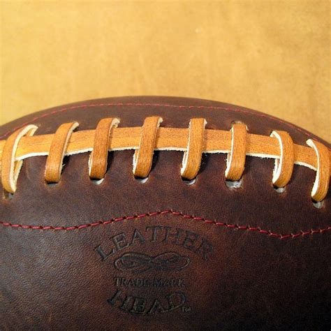 Handmade Leather Football - handmade footballs baseballs rtp3