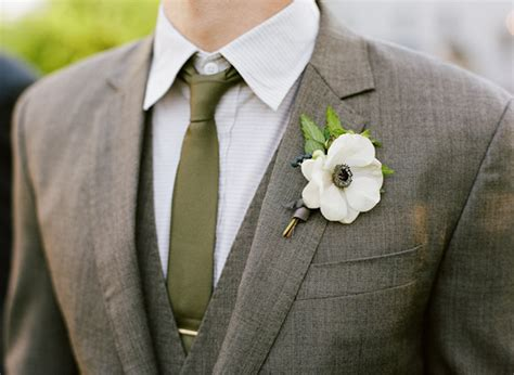 gray wedding suit ideas   Once Wed