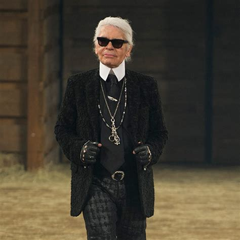 X Factors Rhydian Is Karl Lagerfeld by 100 Pics Icons 16 Level Answer Karl Lagerfeld