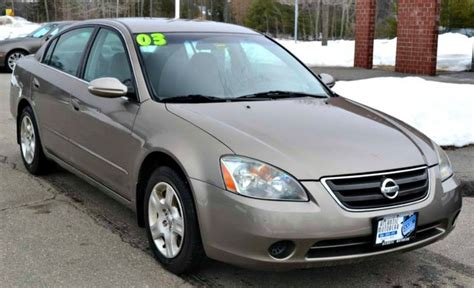 2003 nissan altima 3 488 boothbay register