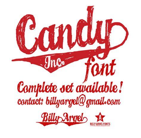 candy  font dafontcom