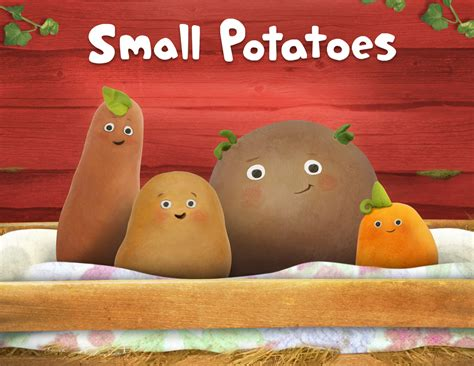 Potato Tv Shows by Airplane Productions Small Potatoes Inks Deal With