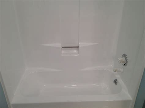 painting fiberglass tub bathtub overlay reglaze shower